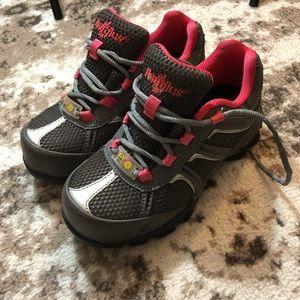 Nautilus steel toe slip resistant sneaker 6
